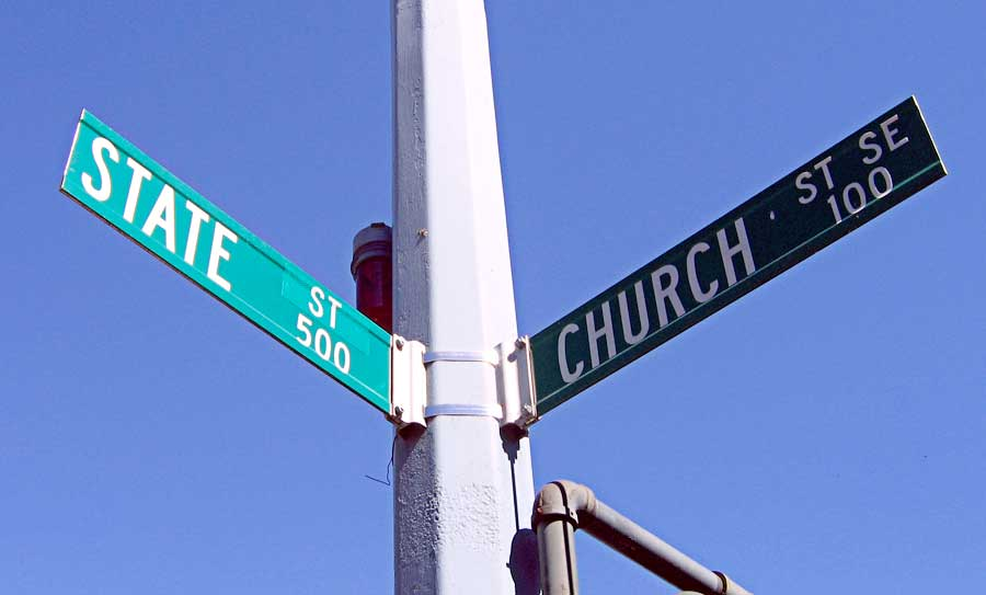 Church-State-crossing