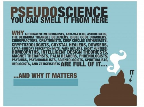 Pseudoscience-smells