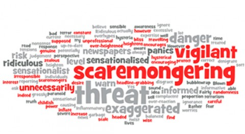 scaremongering-Wordle