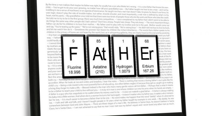 Happy Scientific and Skeptical Fathers Day