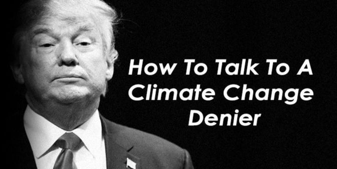Climate change denier is accurate – AP stylebook disagrees