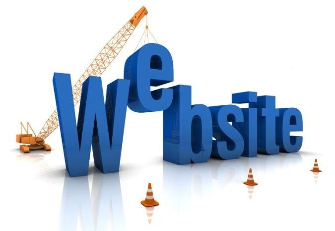 website construction polling
