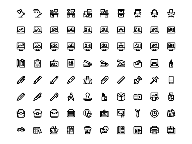 cv icons material design
