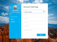 Account Settings Sketch freebie - Download free resource ...
