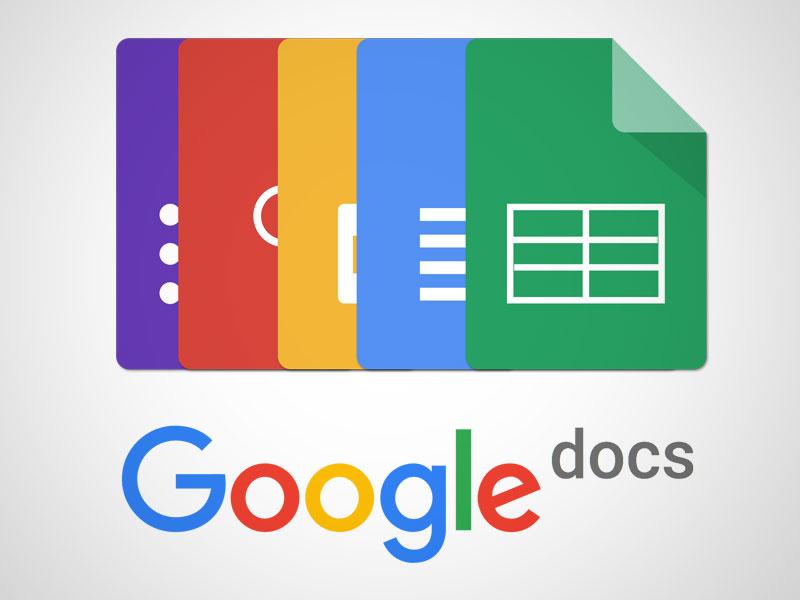 resume icons google docs