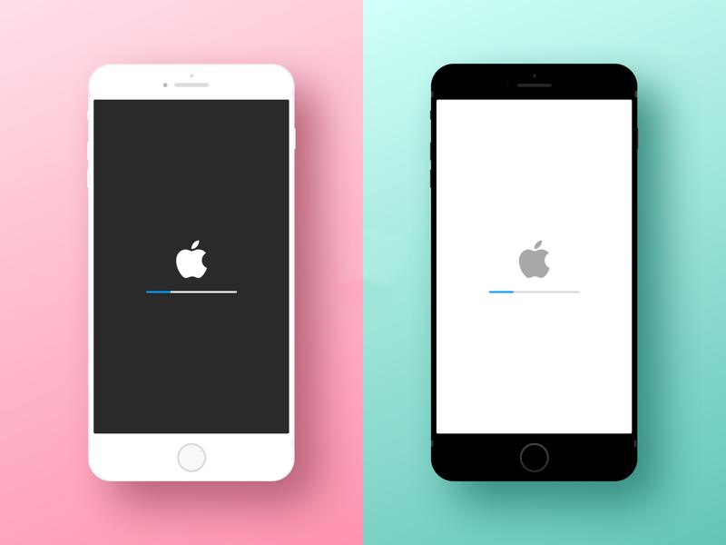 Minimal iPhone Device Mockup Sketch freebie - Download free resource