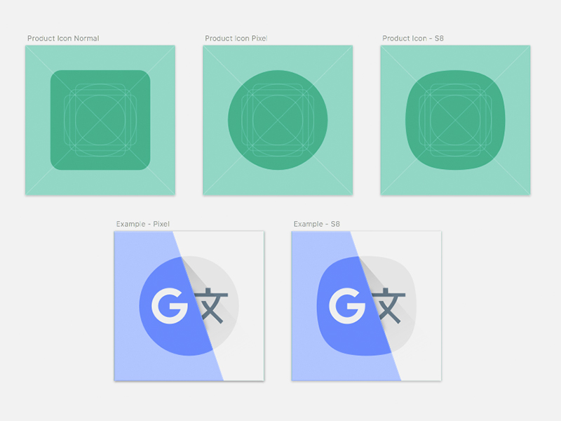 Android Material Design App Templates free resources for Sketch - android template