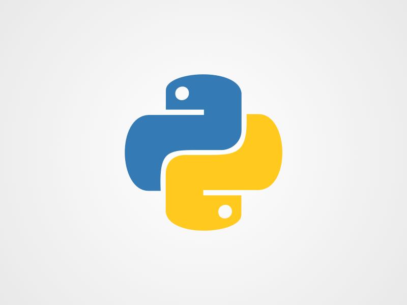Animal Print Desktop Wallpaper Python Language Logo