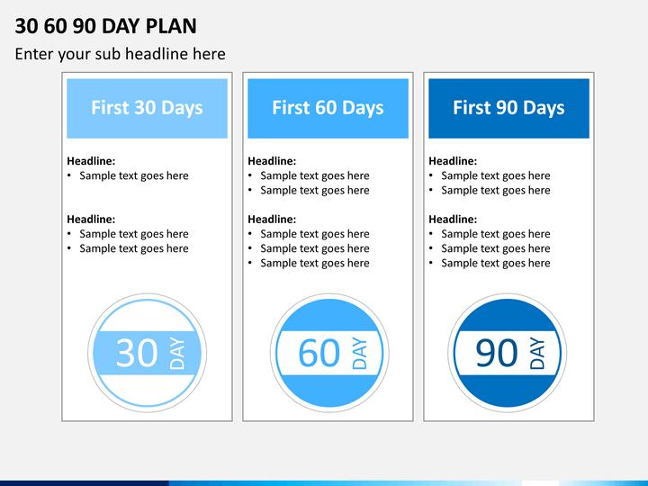 30 60 90 plan template free