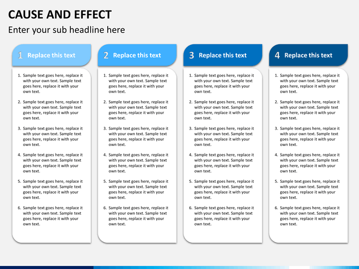 cause and effect diagram template free