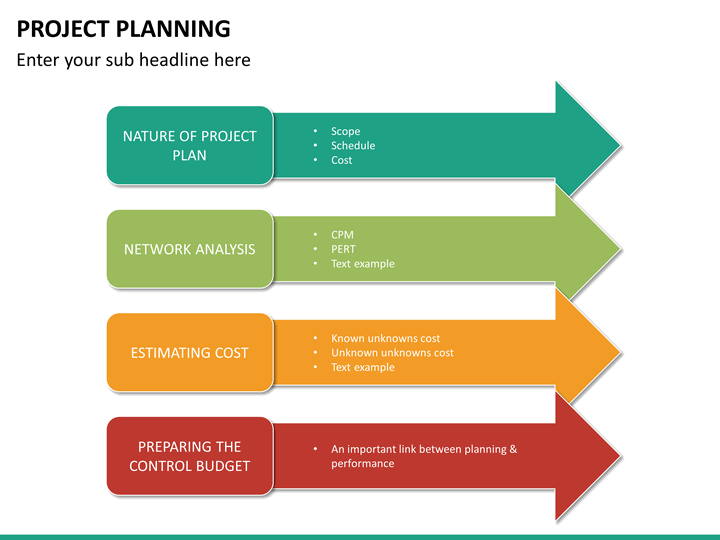 ppt project planning