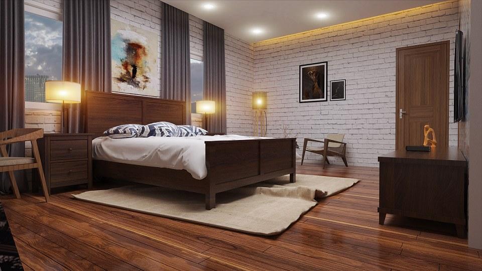 Rhino 3d Wallpaper Free 3d Models Bedroom Style Bedroom Retro Amp Visopt