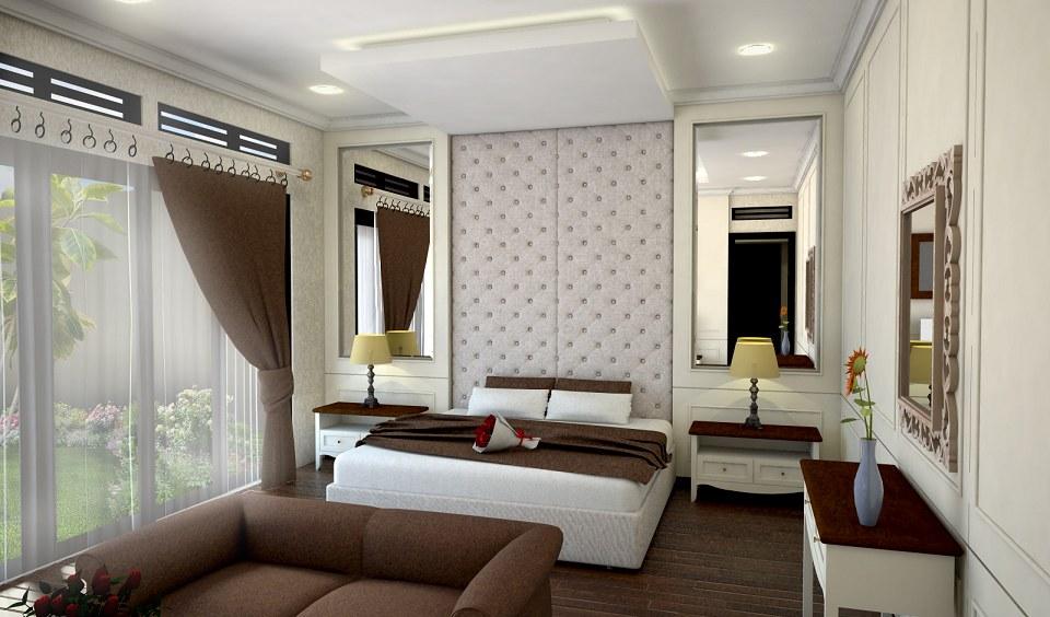 3d House Wallpaper Room Free 3d Models Bedroom Art Deco Master Bedroom