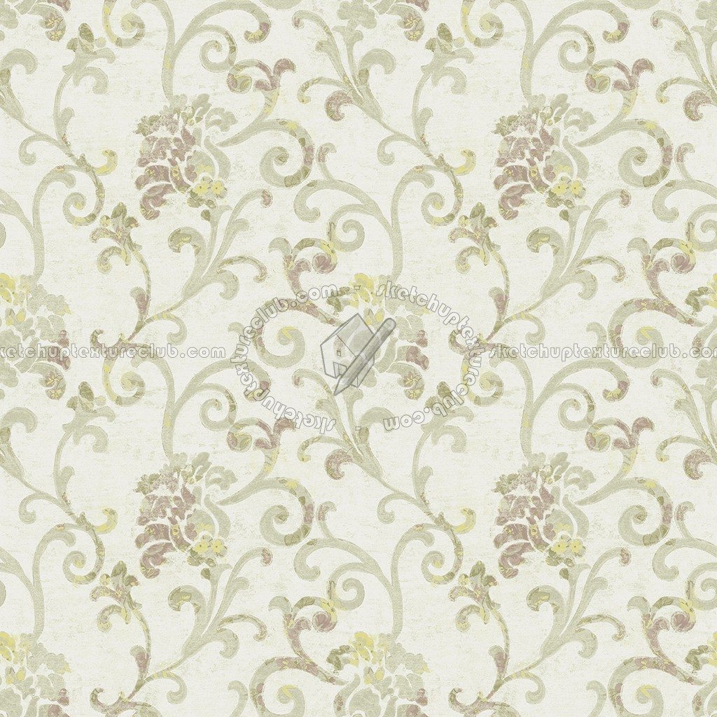 Solid Black Wallpaper Flower English Wallpaper Creativa By Parato Texture