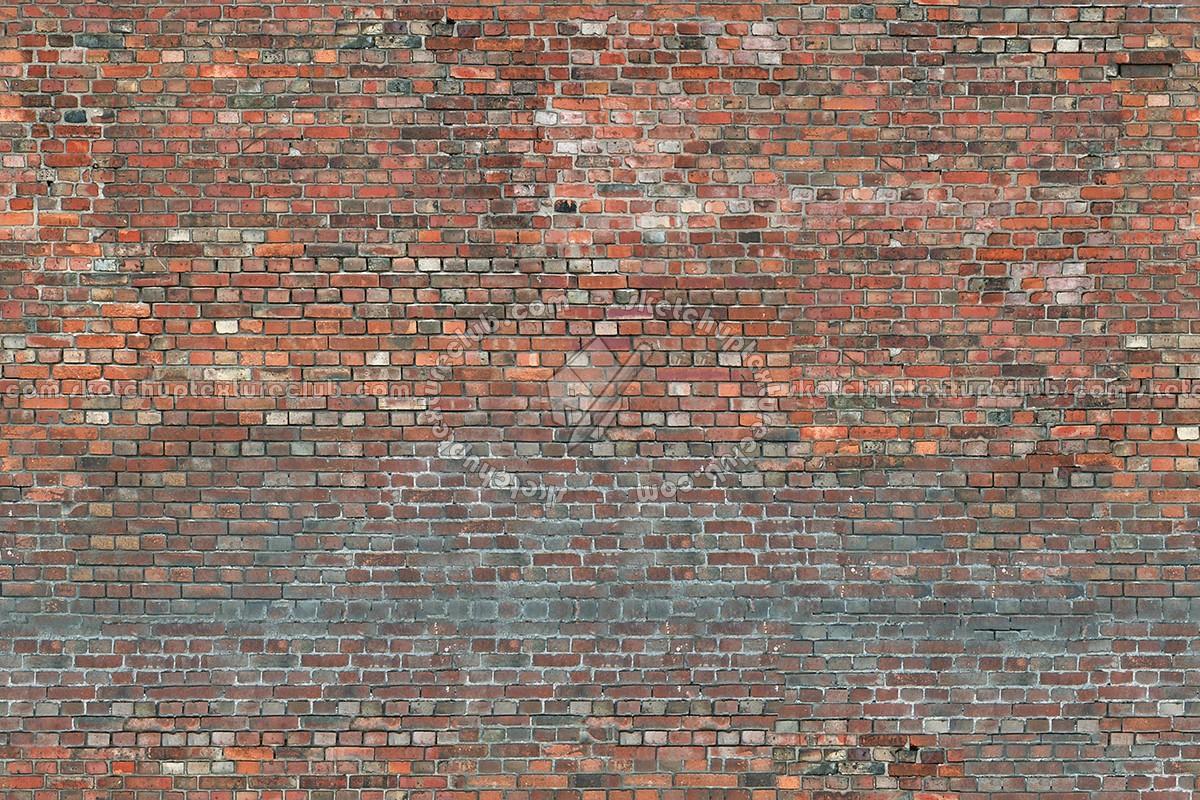 Grey Brick Wallpaper 3d Dirty Bricks Texture Seamless 00161