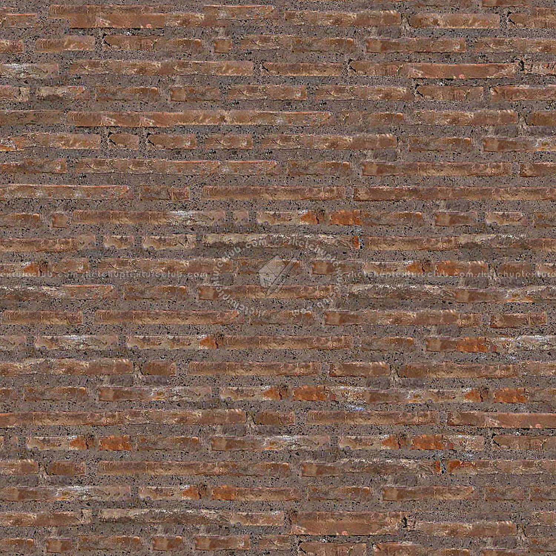 Black Brick Wallpaper Special Brick Ancient Rome Texture Seamless 00449