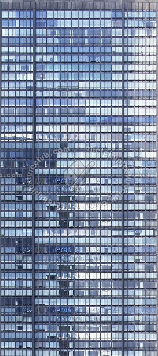 Buy 3d Wallpaper Panels Glass Building Skyscraper Texture Seamless 00983