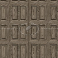 Old wood ceiling tiles panels texture seamless 04614