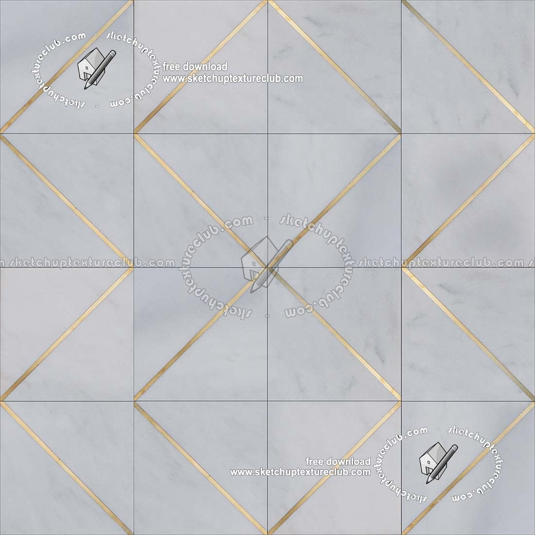 Black And White Striped Wallpaper Geometric Pattern White Marble Floor Tile Texture Seamless