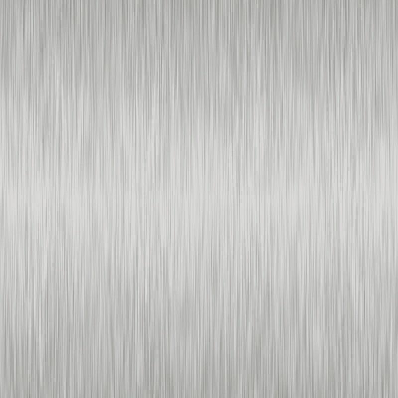 Black Velvet Damask Wallpaper Silver Brushed Metal Texture 09814