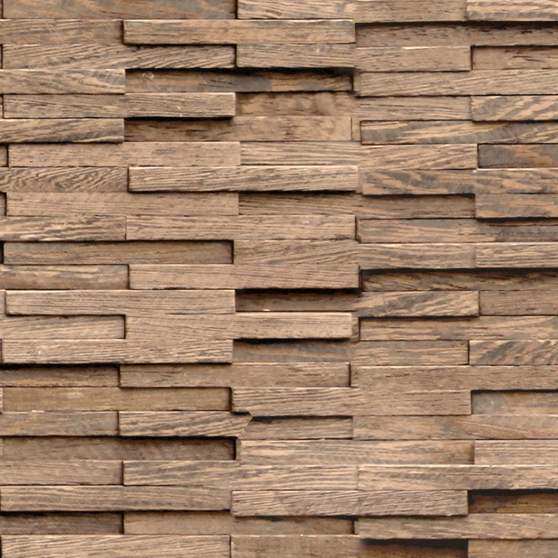 3d Wallpaper Or Wall Panel Or Wall Panels Stacked Stone Wood Wall Panels Texture Seamless 04574
