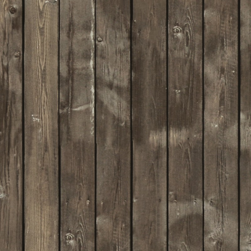 Black Wood Grain Wallpaper Aged Dirty Wood Fence Texture Seamless 09420