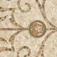 Pin Mosaic-tiles-roman-pattern-texture on Pinterest