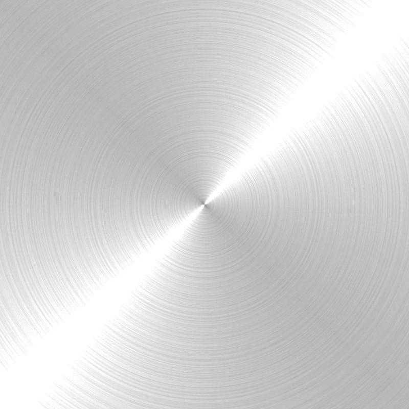 Black White And Silver Striped Wallpaper White Circular Brushed Aluminium Metal Texture 09901
