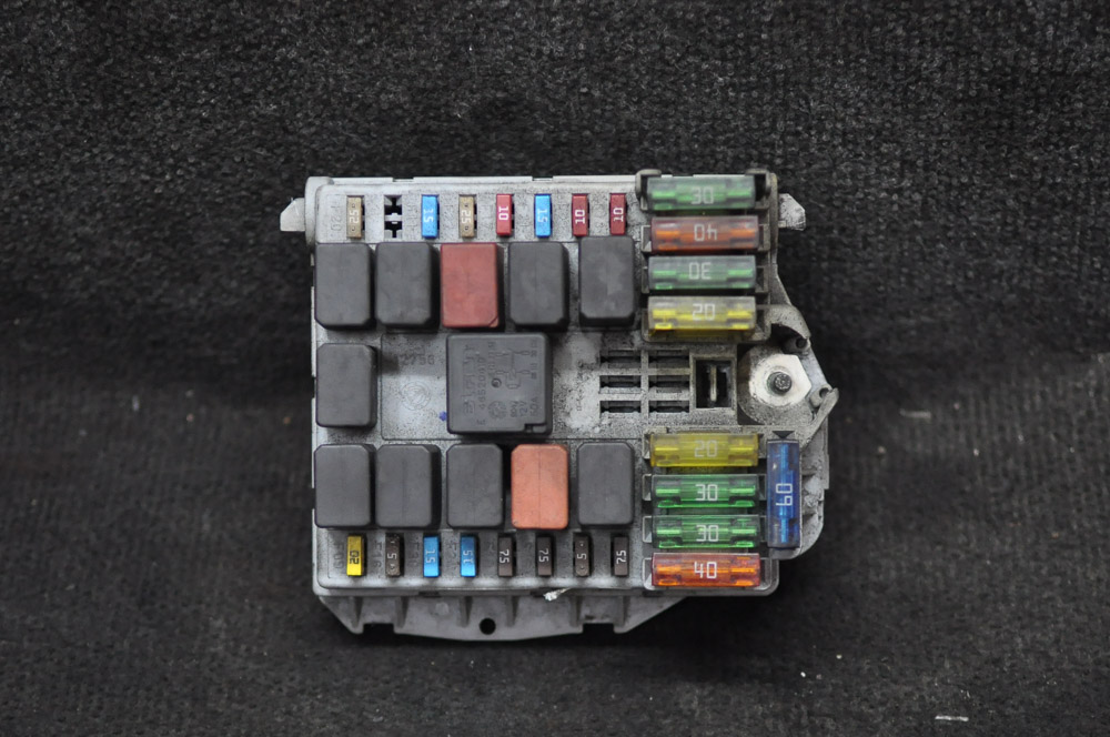 Details about Iveco Daily Mk4 Fuse Box 69501171
