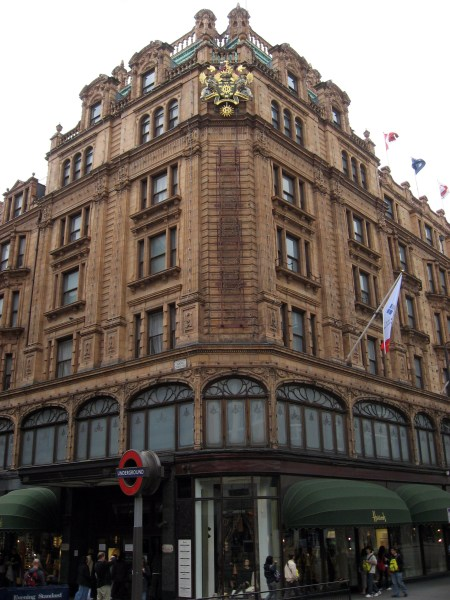 London Department Stores