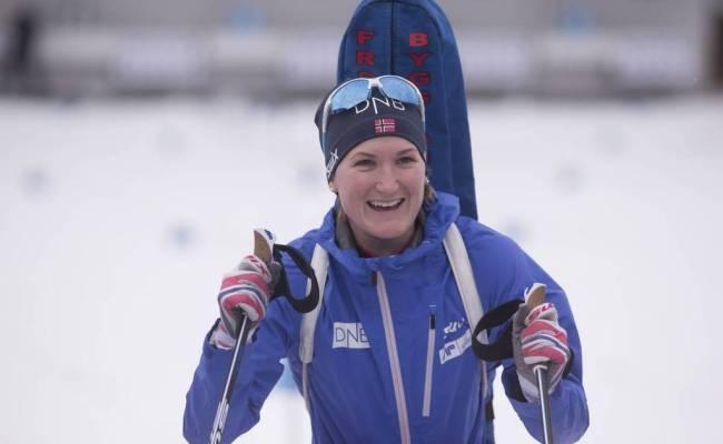 Marte Olsbu Rejoint Salomon Ski Nordique Net