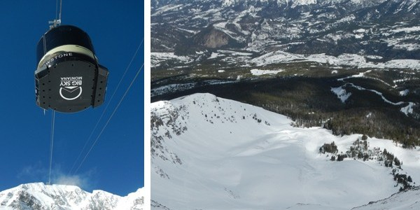 Big Sky Resort and Moonlight Basin