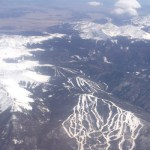 Aerial Views of Colorado Ski Resorts