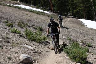 downhill mountain bike park Keystone