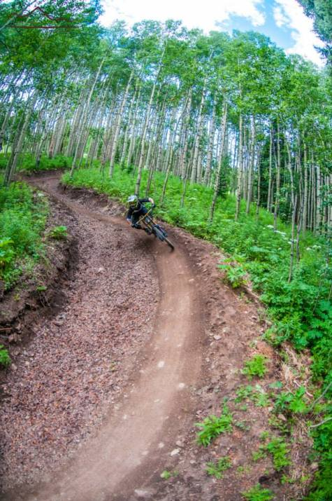 Evolution Bike Park Crested Butte