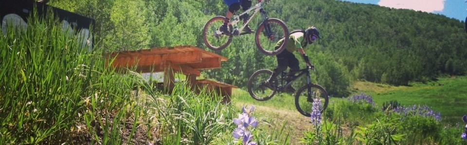 Downhill Mountain Bike Resorts, Downhill Mountain Biking, Snowmass biking, Snowmass trails, Snowmass Valhalla