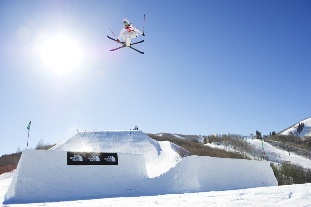 Three Kings Terrain Park at Park City Mountain Resort, Park City Skiing
