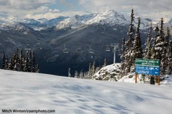 Whistler November Snow 5