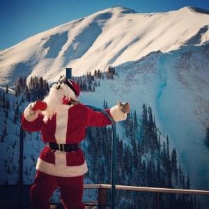 Christmas Aspen, Aspen Holidays