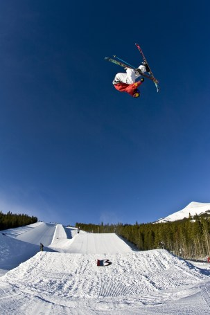 Bobby Brown Men's Freeskiing Slopestyle
