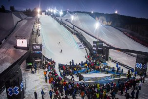Men's Snowboard Superpipe Aspe X Games