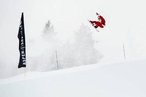 Santa at Buttermilk