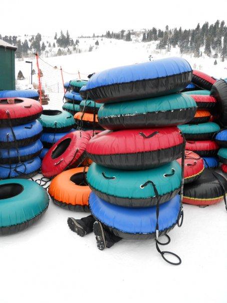 Gorgoza Park ~ Park City, Utah, Utah Snow Tubing, Utah Tubing