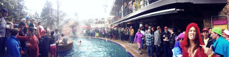 Best Apres Ski Aspen, 39 Degrees Lounge, Aspen, Colo.