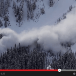 Video: Massive Controlled Avalanche at Stevens Pass