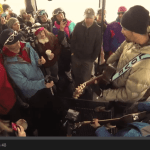 Video: Michael Franti #TramJam in Jackson Hole
