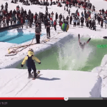 Video: Big Sky Pond Skim Crash Reel