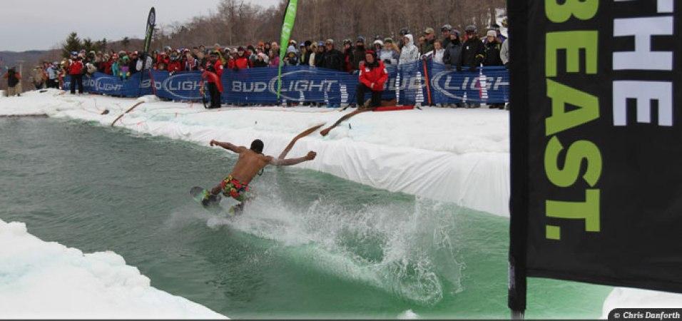 Killington spring skiing