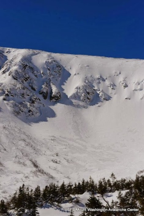 Mount Washington Avalanche Center 2