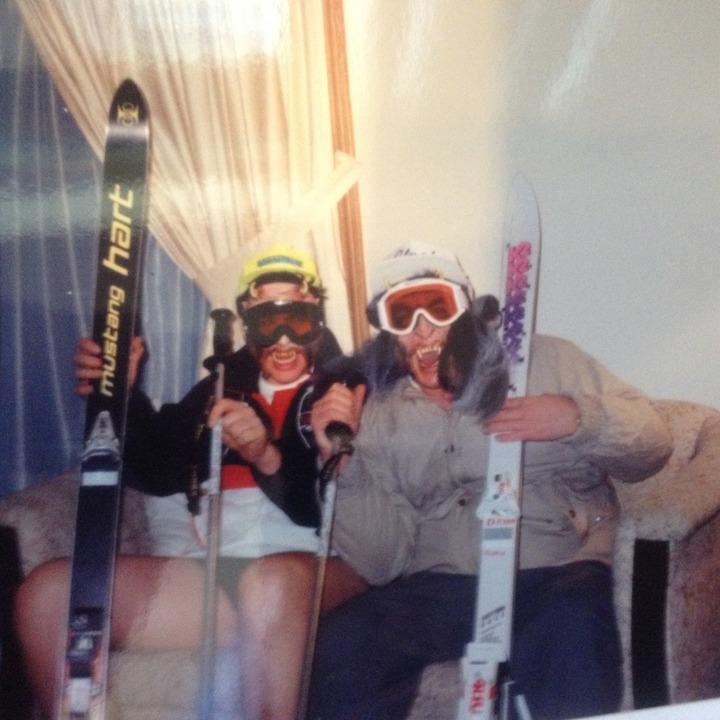 #GoggleSelfie Valle Nevado trip giveaway